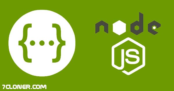 ایجاد اولین پروژه در NodeJs