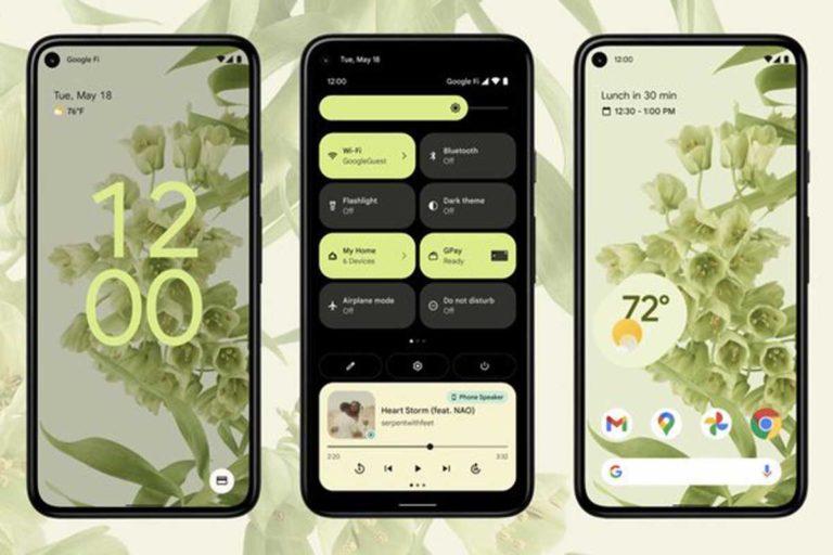 تنظیم Android 12 SDK